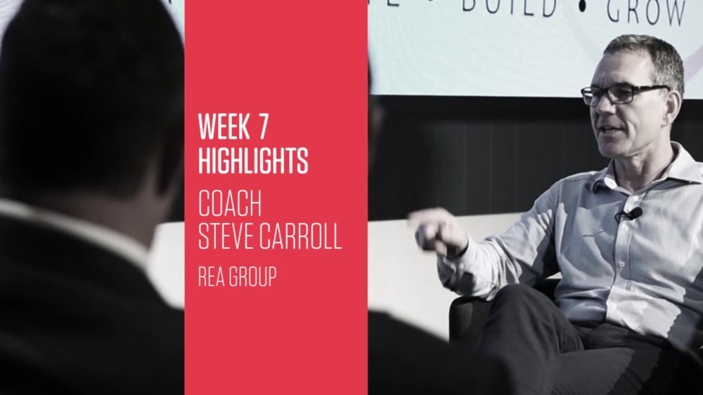 Photo of Transform 2017 Week 7 Steve Carroll: Digital Trends and the Need for Speed