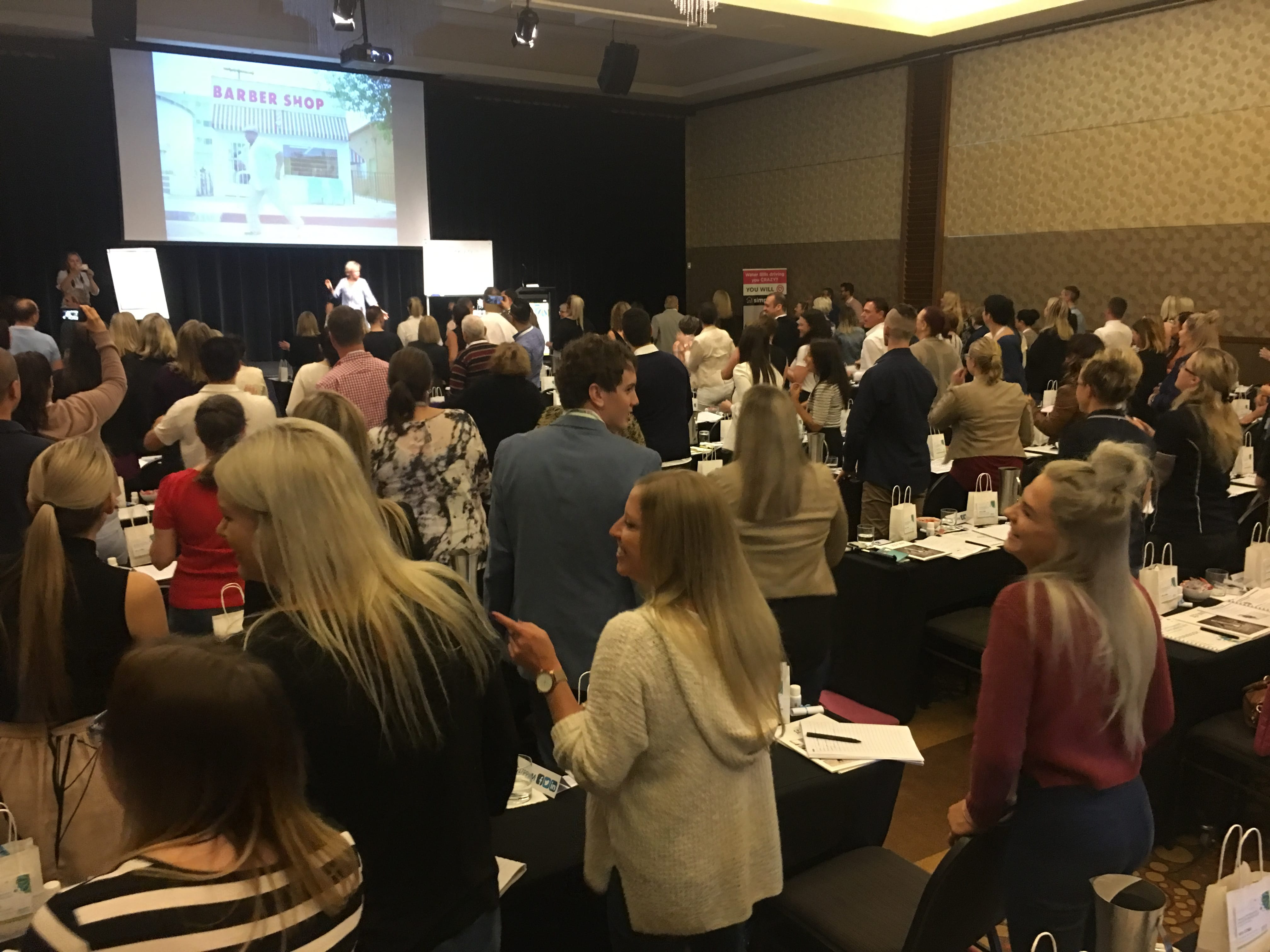 Photo of Day One: PPM 2017 Conference Wrap Up