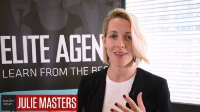 Photo of Authority marketing and dominating online in a crowded market place: Julie Masters