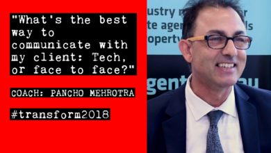 Photo of Pancho Mehrotra: What is the best form of communication for agents?
