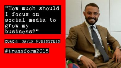 Photo of Gavin Rubinstein: How much should I focus on social media to grow my business?