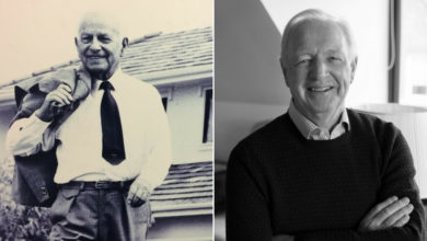 Photo of Sir Albert Jennings and Frank Charnock join the Australian Property Hall of Fame
