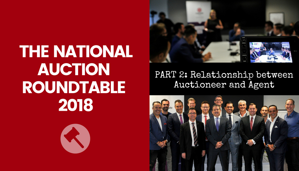 Auction-Round-Table