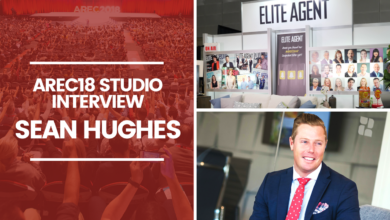 Photo of AREC 2018 Feature Interview: Sean Hughes with Samantha McLean