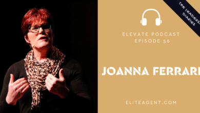 Photo of Episode 56: Top CEO coach JoAnna Ferrari provides insights on leadership in our new series 'The Leadership Diaries'