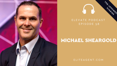 Photo of Episode 58: Michael Sheargold talks what's working for teams right now plus a sneak peak of The Business of Real Estate
