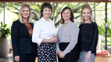 Photo of The First Ladies of First National Byron Bay