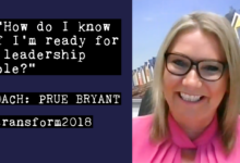 Photo of Prue Bryant: How do I know if I'm ready for a leadership role?