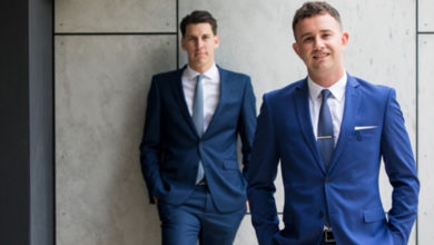 Photo of Ray White commercial duo maintain a perfect auction rate