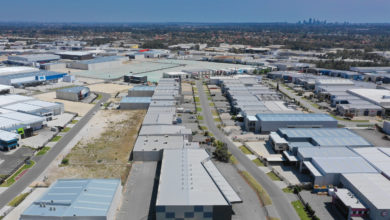 Photo of Perth's industrial space prospers on the back of employment and population growth