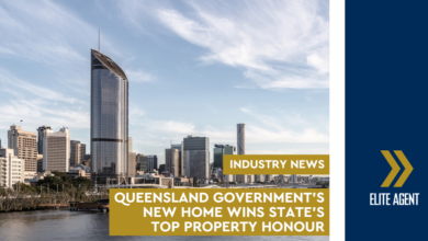 Photo of Queensland Government's 46-storey new home wins state's top property honour