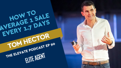Photo of How to sell a property every 1.7 days: Tom Hector