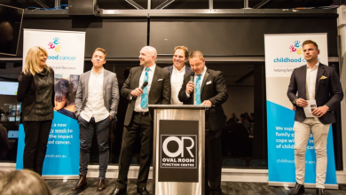 Photo of Ray White SA teams up with Port Adelaide FC to raise funds for cancer charity