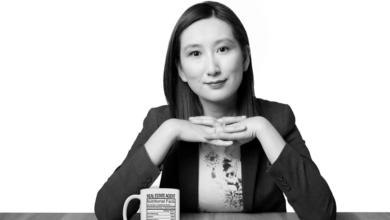 Photo of Kathy Tsai: Don't get caught in the Matrix