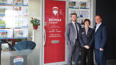 Photo of RE/MAX 2Aspire to serve Pukekohe community