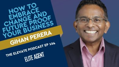 Photo of How to embrace change and future proof your business – Gihan Perera