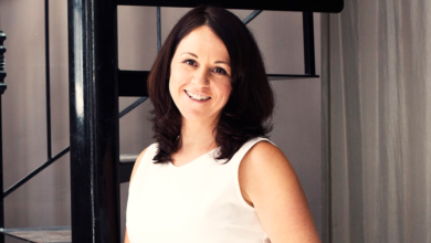 Photo of Fiona Blayney: Balancing tech and the human touch