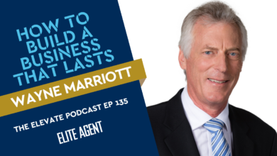 Photo of Building a real estate business that lasts and becoming a master negotiator: Wayne Marriott