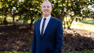 Photo of A familiar face opens Ray White Scarborough