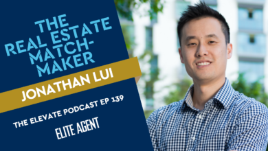Photo of Jonathan Lui: The real estate matchmaker