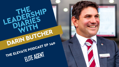 Photo of Darin Butcher: How to run a family real estate business, but still 'do you'