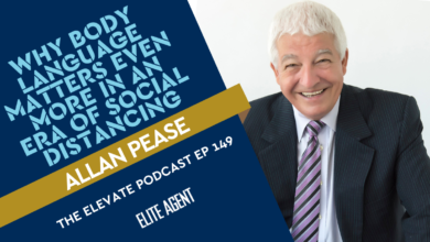 Photo of How to build trust and relationships remotely with body language expert Allan Pease