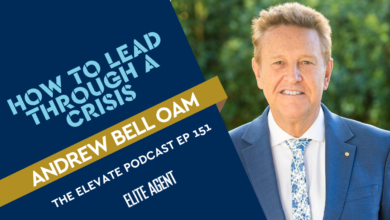 Photo of How to lead through a crisis with Andrew Bell OAM