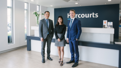 Photo of Harcourts' Henry Wong clocking up big results in an uncertain market