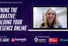 Photo of Owning the narrative and building your presence online: Tiffany Wilson