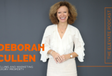 Photo of Selling and marketing luxury property with Deborah Cullen