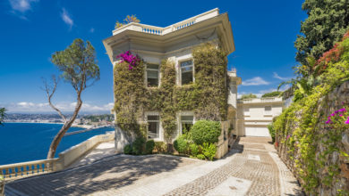 Photo of Never say never: Bond villa up for sale