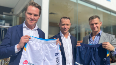 Photo of Homely has joined Harcourts Coastal to co-sponsor the Gold Coast Titans