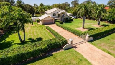 Photo of Sophie Monk's Gold Coast mansion up for rent