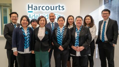 Photo of Harcourts expands with multi-lingual office in Adelaide CBD