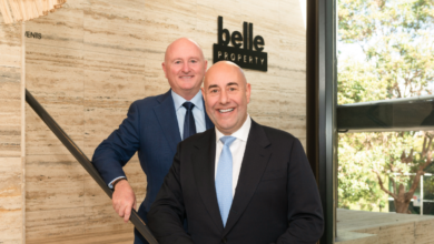 Photo of Award-winning agents launch Belle Property Double Bay