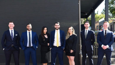 Photo of Josh Tesolin recruits three top agents for new Ray White office
