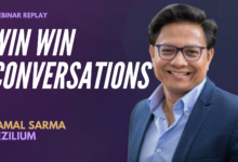 Photo of Win win conversations with Kamal Sarma