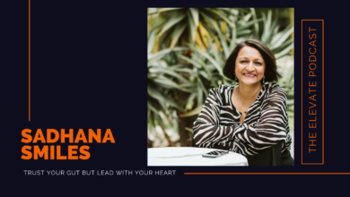 Photo of Trust your gut but lead with your heart: Sadhana Smiles