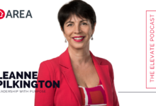 Photo of Leadership with Purpose: Leanne Pilkington