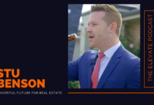 Photo of A hopeful future for real estate: Stu Benson