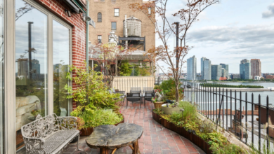 Photo of John Lennon's 'lost weekend' NYC penthouse for sale