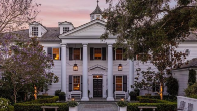 Photo of Rob Lowe sells stunning Montecito mansion for $63.4m