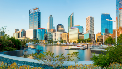 Photo of Perth houses selling twice as quickly as last year