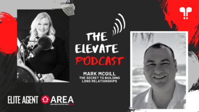 Photo of The secret to building long relationships: Mark McGill