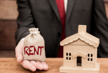 Photo of National rent prices fell annually for the first time