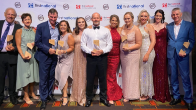The winners of First National's WA GEM Awards for 2020.