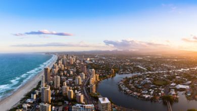 Knight Frank Research says Gold Coast market rising
