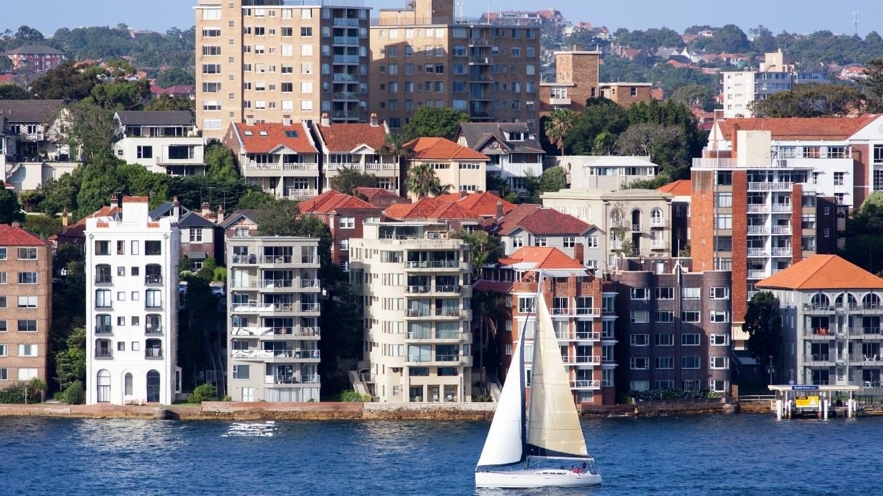 houses in north Sydney