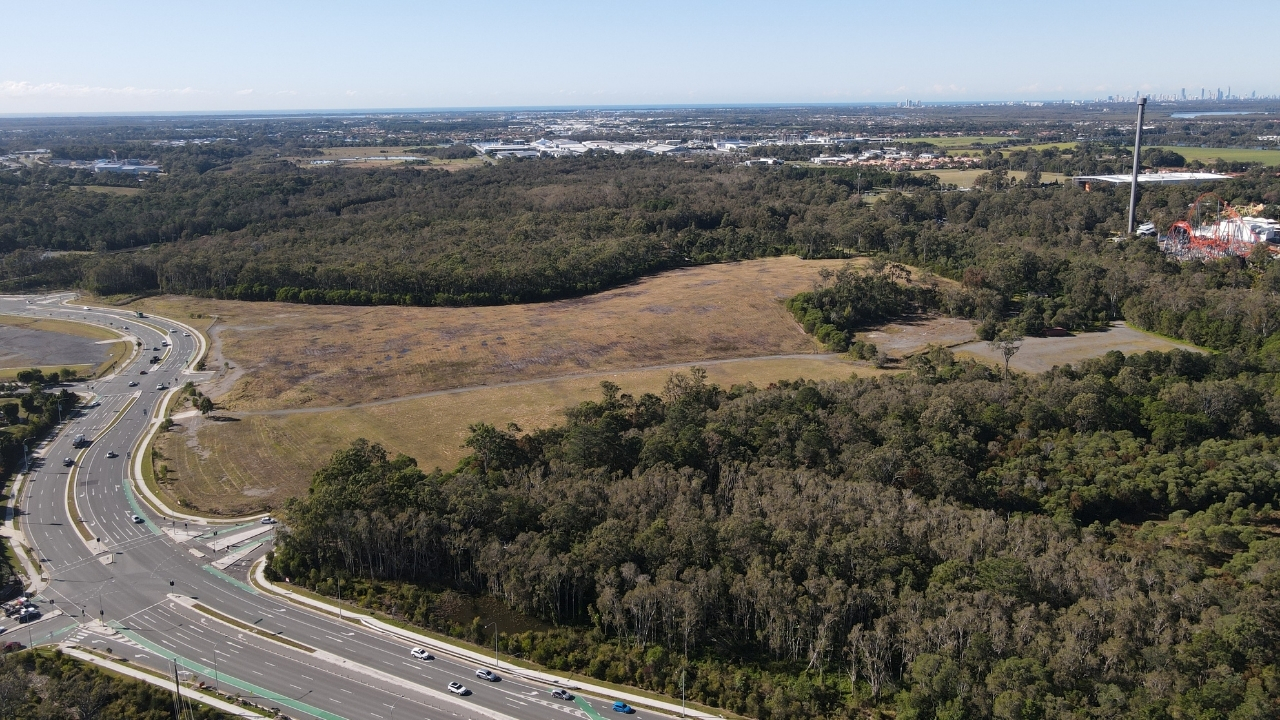 Coomera Town Centre South site