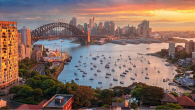 sydney and melbourne residents go regional